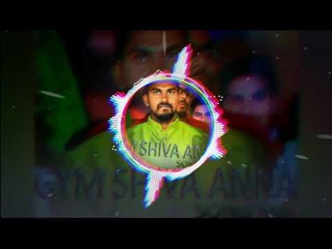 Shamirpet Gym Shiva Anna Song Mix | 3 Maar VS Tasha | DJ Sai Naresh