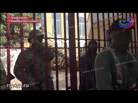 В редакции дагестанского еженедельника «Черновик» идут обыски