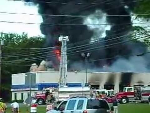 Jack Williams Mt  Pocono Fire June 15, 2013