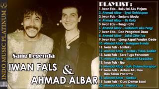 IIWAN FALS & AHMAD ALBAR   Terbaik Dari Sang Legenda Indonesia   Playlist   HQ Audio !!!