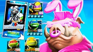 Teenage Mutant Ninja Turtles Legends - Easter Force of Nature