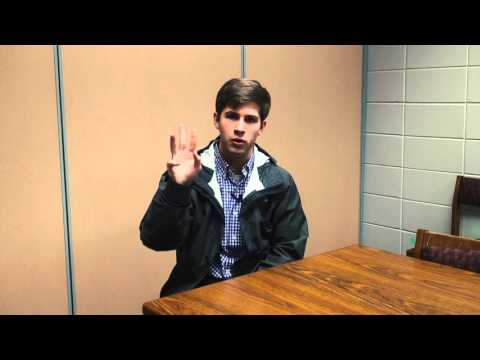 2016 Appling County High School Mr. Pirate Canidate Interview