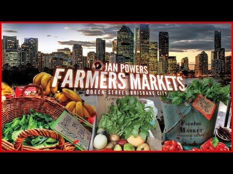 Brisbane Markets - Queen Street Farmers Markets