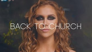 Смотреть клип Alyson Stoner - Back To Church