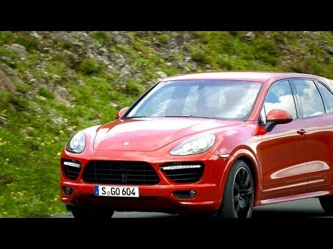2013 Porsche Cayenne GTS Review Details