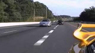 bmw e36 m3 s going crazy on highways illegal videos