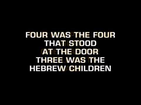 Southern Gospel - Children Go Where I Send Thee (Karaoke)