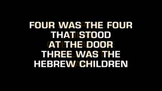 Southern Gospel - Children Go Where I Send Thee (Karaoke)
