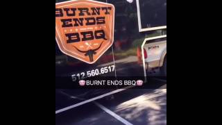 Burnt Ends BBQ Food Truck Day