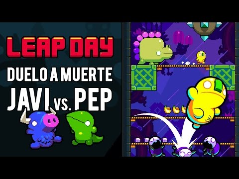 LEAP DAY: Duelo a muerte SOPAS vs PEP!!