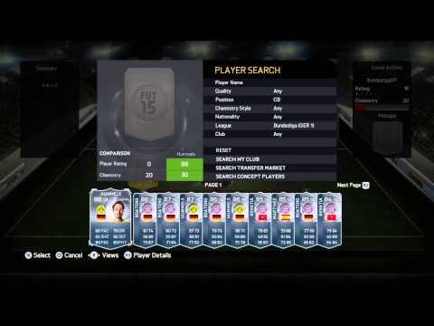Bundesliga Baas      Aflevering 1     Het Team