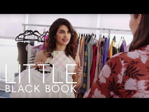Priyanka Chopra's Guide to Fashion   Little Black Book   Harper's BAZAAR