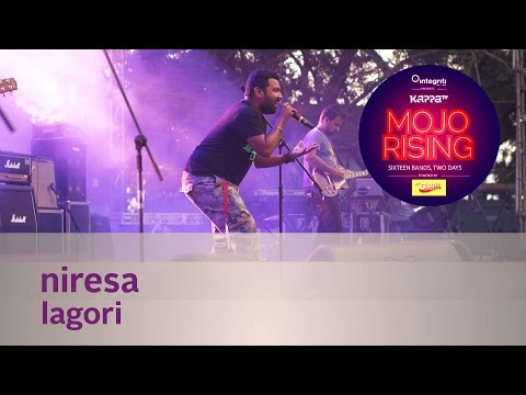 Niresa - Lagori - Live at Kappa TV Mojo Rising