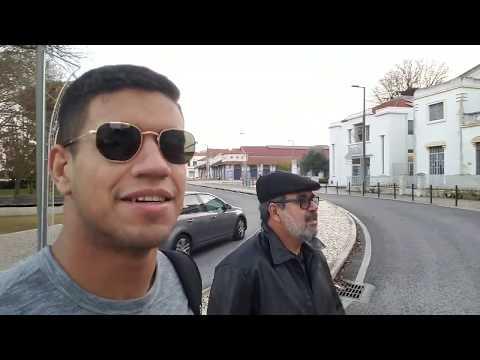 Primeiro dia em Portugal (Santarém) / Y.O.L.O (Ep. 2)