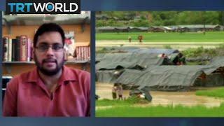 Rohingya Refugee Crisis: Amal De Chickera Talks To Trt World