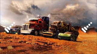 Transformers The Score Arrival To Earth Bigg Kid Remix [Bass Boosted]
