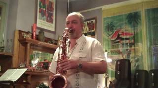 Saxgourmet Super 400 Tenor Saxophone with Norbert Stachel
