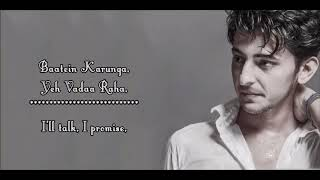 Tera zikr - Darshan Raval - lyrics with meanings