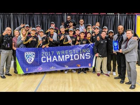 Recap: Arizona State claims 5 individual titles en route to winning 2017 Pac-12 Wrestling...