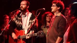 Woodpigeon,  Live at the B72,   4th. April 2013