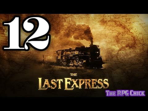 Let's Play The Last Express (Blind), Part 12 of 12: The End For Kronos [FINAL EPISODE]