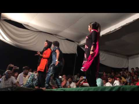 Haryanvi Dance, From Bhalout Dance 2017 Gandas Song