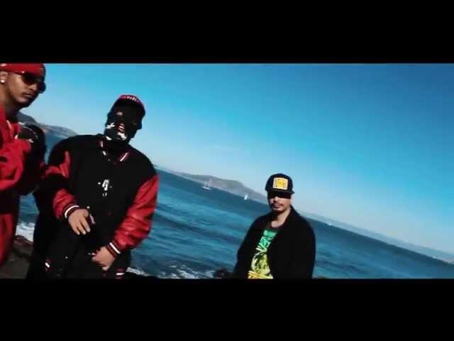 (ITS CALIFORNIA) San Quinn - Telly Mac - V-town - Ragz Bubz..