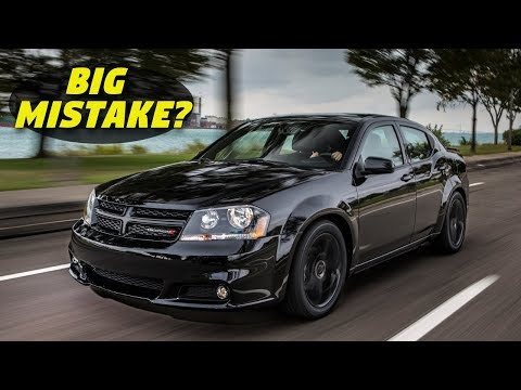 """Dodge Avenger – History, Major Flaws, """"Zombie Car', & Why It Got Cancelled (1995-2014)"""