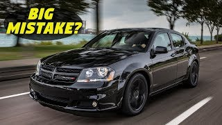 "Dodge Avenger – History, Major Flaws, ""Zombie Car', & Why It Got Cancelled (1995-2014)"