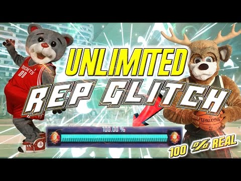 NBA 2K17 Tips: INSTANT UNLIMITED REP GLITCH RETURNS! REP BOOST GLITCH SECRET REVEALED AFTER PATCH 12