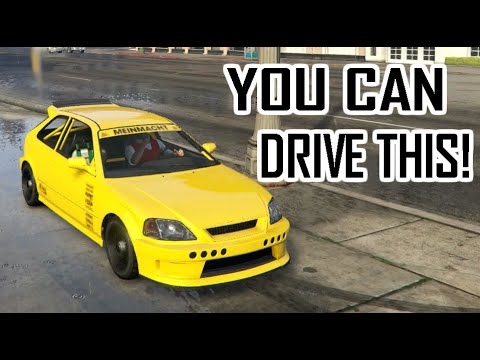 How You Can Drive The Unreleased Vehicles In GTA Online, Kanjo, Drift Yosemite & Sultan Classic