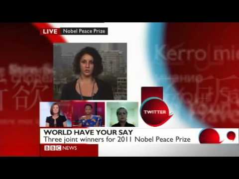 BBC World have your say: Nobel Prize Winners