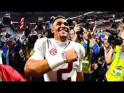 The Voice of REason: Jalen Hurts' Moment of Unselfish Triumph | The Rich Eisen Show | 12/3/18