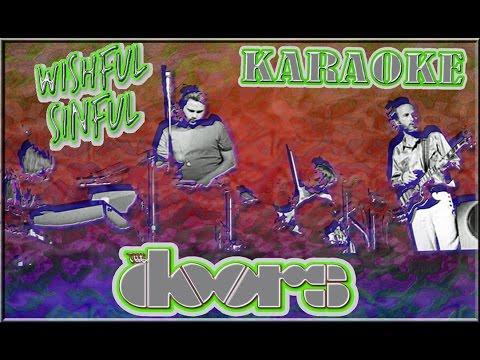 The Doors * Karaoke Of Wishful Sinful