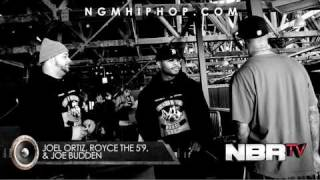 "Behind The Scenes - CROOKED I  (Slaughter House) - ""Mr. PIGFACE"""