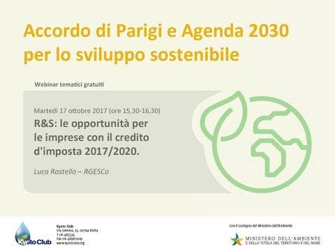 R&S: le opportunità per le imprese con il credito d'imposta 2017/2020