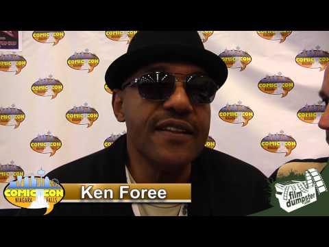 2015 Niagara Falls Comic Con: Ken Foree