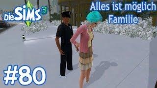 Alles ist möglich Familie #80 Mutprobe: Flitzen vor dem Polizeirevier - Die Sims 3 Let's Play thumbnail