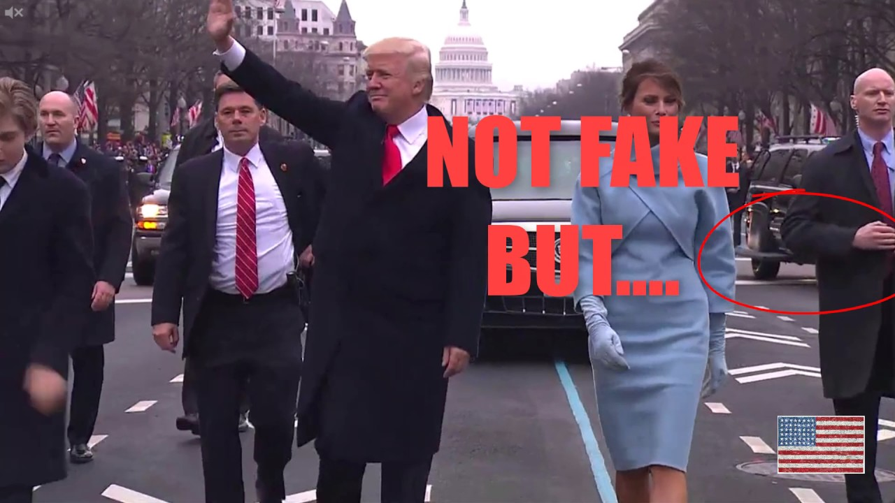 Agent Fake secret service agent has more than fake arms!!!
