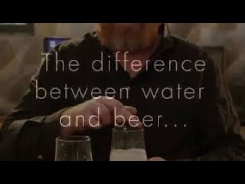 Water vs Beer