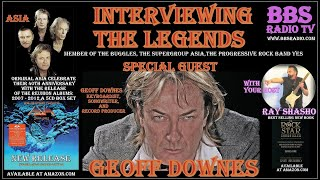 Geoff Downes Chats About Latest 'ASIA' Release
