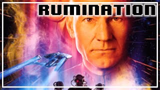 Rumination Analysis on Star Trek 8: First Contact