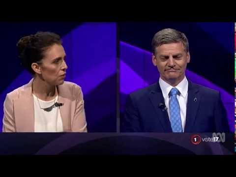 Jacinda Ardern's Labour ahead of Bill English's Nationals in recent poll