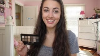 Maybelline the Nudes Palette Review & Tutorial! Thumbnail