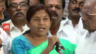 Tirupur MP Satyabama Panneerselvam Camp Setback To Sasikala Tamilnadu Politics || YOYO TV Tamil