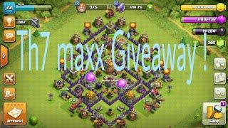 Th7 maxx Giveaway ! 100% true