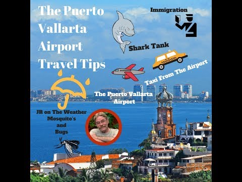 The Puerto Vallarta Airport