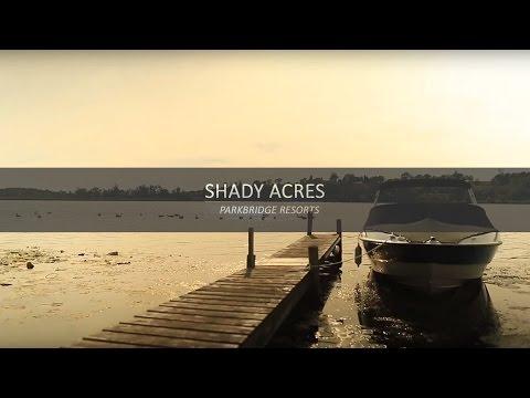 Shady Acres Resort   A Parkbridge Cottage & RV Resort   Rice Lake, Ontario