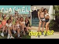 GOING TO COACHELLA WITH YOUTUBERS // day 1&2 | Summer Mckeen