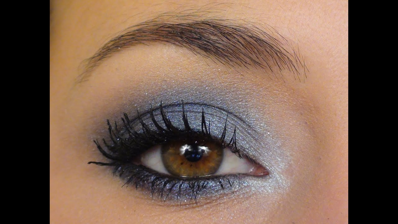 Maquillage De Soir E Nouvel An Ciel De Nuit Youtube